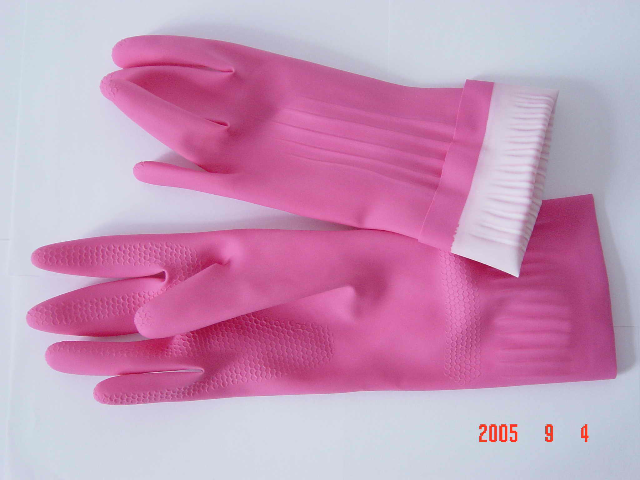 网纹家用光里手套